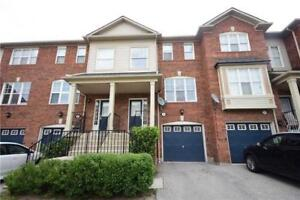 3 Bedroom 3 Washroom Townhouse For Rent in heart of Mississauga