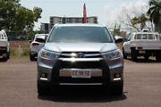 2014 Toyota Kluger GSU55R Grande AWD Silver Sky 6 Speed Automatic Wagon The Gardens Darwin City Preview