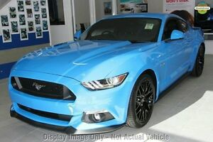 2017 Ford Mustang FM MY17 GT Fastback SelectShift Grabber Blue 6 Speed Sports Automatic Fastback Wangara Wanneroo Area Preview
