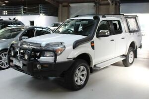 2010 Ford Ranger PK XLT White Automatic Utility Knoxfield Knox Area Preview