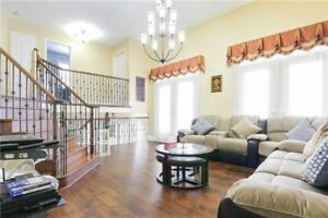 *** Spacious 4 Bdrm House For Sale in Brampton ***