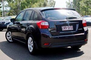 2011 Subaru Impreza G4 MY12 2.0i AWD Maroon 6 Speed Manual Hatchback Gympie Gympie Area Preview