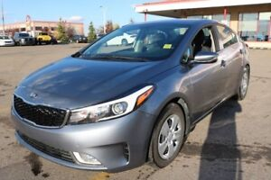 2017 Kia Forte LX Accident Free,  Heated Seats,  Back-up Cam,  A