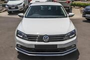 2016 Volkswagen Jetta 1B MY16 155TSI DSG Highline Sport White 6 Speed Sports Automatic Dual Clutch Aspley Brisbane North East Preview