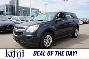 2014 Chevrolet Equinox AWD LS Accident Free,  Bluetooth,  A/C,