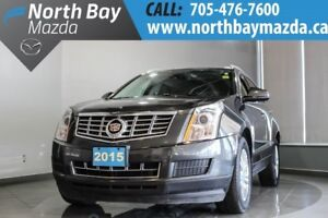 2015 Cadillac SRX Luxury with Leather, Pano Roof, Memory Seating
