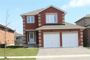Spacious All Brick 5 Years New Detached House in Barrie's most s