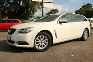 2015 Holden Commodore VF MY15 Evoke Sportwagon White 6 Speed Sports Automatic Wagon Earlville Cairns City Preview