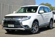 2018 Mitsubishi Outlander ZL MY18.5 ES 2WD ADAS White 6 Speed Constant Variable Wagon Morphett Vale Morphett Vale Area Preview