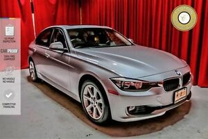 2013 BMW 3 Series SUNROOF! HEATED SEATS! NAVI AND BLUETOOTH SYST