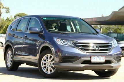 2012 Honda CR-V Blue Automatic Wagon Nunawading Whitehorse Area Preview