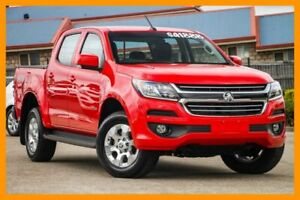 2019 Holden Colorado RG MY19 LT Pickup Crew Cab Red/Black 6 Speed Sports Automatic Utility Hillcrest Logan Area Preview