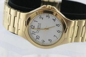 NEW IN BOX BULOVA-CARAVELLE WITH EXPANTION BAND MENS WATCH