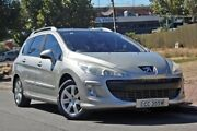 2009 Peugeot 308 T7 XSE Turbo Touring Gold 4 Speed Sports Automatic Wagon Glenelg Holdfast Bay Preview
