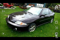2002 Chevrolet Cavalier Coupe (2 door)