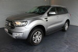 2015 Ford Everest UA Trend Silver 6 Speed Sports Automatic Wagon Parramatta Park Cairns City Preview