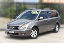 2010 Kia Carnival VQ MY10 EXE Grey 4 Speed Sports Automatic Wagon Berwick Casey Area Preview