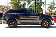2012 Jeep Grand Cherokee WK MY2012 SRT-8 Black 5 Speed Sports Automatic Wagon Liverpool Liverpool Area Preview