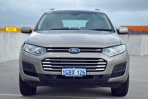 2015 Ford Territory SZ MkII TX Seq Sport Shift Gold 6 Speed Sports Automatic Wagon Midland Swan Area Preview