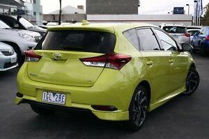 2015 Toyota Corolla Yellow Constant Variable Hatchback Frankston Frankston Area Preview