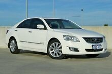 2007 Toyota Aurion GSV40R Presara White 6 Speed Sports Automatic Sedan Midland Swan Area Preview