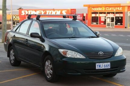 2003 Toyota Camry MCV36R Altise Green 4 Speed Automatic Sedan Fyshwick South Canberra Preview