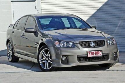 2011 Holden Commodore VE II SV6 Alto Grey 6 Speed Manual Sedan Hillcrest Logan Area Preview