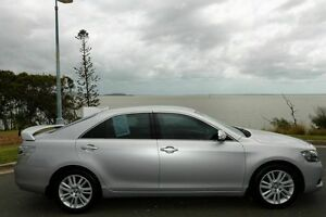 2010 Toyota Aurion GSV40R MY10 Touring Silver 6 Speed Sports Automatic Sedan South Gladstone Gladstone City Preview