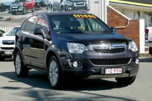 2014 Holden Captiva CG MY15 5 LT Grey 6 Speed Manual Wagon Cleveland Redland Area Preview