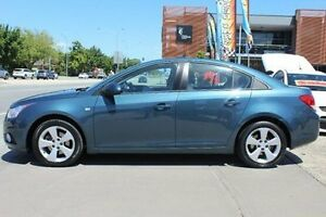 2013 Holden Cruze JH Series II MY14 Equipe Blue 6 Speed Sports Automatic Sedan Berwick Casey Area Preview