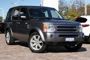 2009 Land Rover Discovery 3 Series 3 09MY SE Grey 6 Speed Sports Automatic Wagon Osborne Park Stirling Area Preview