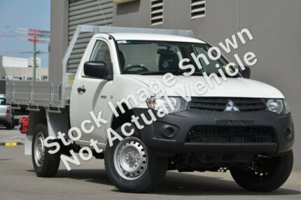 2012 Mitsubishi Triton MN MY12 GL 5 Speed Manual Cab Chassis Warwick Southern Downs Preview