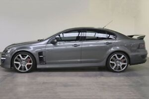 2011 Holden Special Vehicles GTS E Series 3 Alto Grey 6 Speed Sports Automatic Sedan
