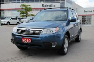 2010 Subaru Forester X Touring w/ Panoramic Roof & Winter Tires