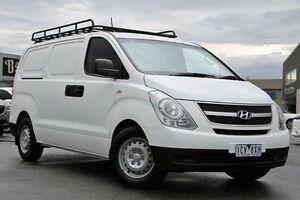 2012 Hyundai iLOAD TQ2-V MY12 White 5 Speed Automatic Van Coburg Moreland Area Preview