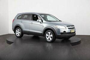 2009 Holden Captiva CG MY09.5 SX (FWD) Grey 5 Speed Automatic Wagon Mulgrave Hawkesbury Area Preview