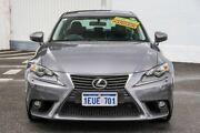 2015 Lexus IS250 GSE30R Luxury Grey 6 Speed Sports Automatic Sedan Maddington Gosnells Area Preview