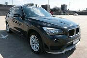 2015 BMW X1 E84 MY0714 sDrive18d Black 8 Speed Sports Automatic Wagon Sydney City Inner Sydney Preview