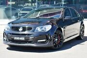 2016 Holden Commodore VF II MY16 SS V Redline Black 6 Speed Sports Automatic Sedan Cardiff Lake Macquarie Area Preview