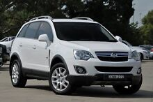 2013 Holden Captiva CG MY13 5 LT (FWD) White 6 Speed Automatic Wagon Greenacre Bankstown Area Preview