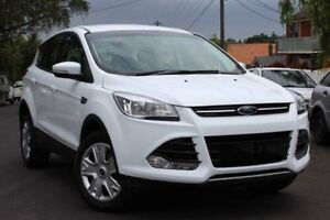 2014 Ford Kuga TF Ambiente (AWD) White 6 Speed Automatic Wagon Belmore Canterbury Area Preview