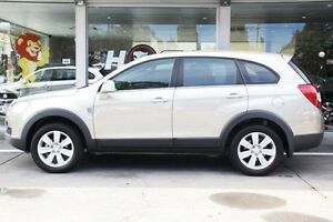 2006 Holden Captiva CG CX AWD Gold 5 Speed Sports Automatic Wagon Somerton Park Holdfast Bay Preview