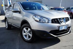 2011 Nissan Dualis J10 Series II M ST Hatch X-tronic Blade 6 Speed Constant Variable Hatchback Pearce Woden Valley Preview