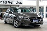 2014 Mazda 3 BM Maxx Grey 6 Speed Automatic Hatchback Cannington Canning Area Preview