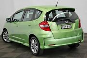 2012 Honda Jazz GE MY12 VTi-S Green 5 Speed Sports Automatic Hatchback Seven Hills Blacktown Area Preview