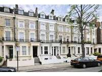 Maida Vale. Bright and spacious 2 double bedroom apartment with private terrace.