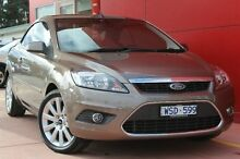 2008 Ford Focus LV Coupe Cabriolet 4 Speed Sports Automatic Convertible Dandenong Greater Dandenong Preview