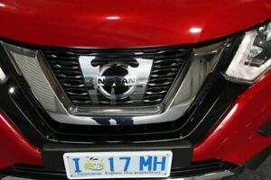 2020 Nissan X-Trail T32 Series II ST Red Constant Variable Glenorchy Glenorchy Area Preview