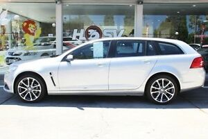 2015 Holden Calais VF II MY16 V Sportwagon Silver 6 Speed Sports Automatic Wagon Somerton Park Holdfast Bay Preview
