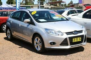 2012 Ford Focus LW MKII Trend Hatchback 5dr Man 5sp, 2.0i [Aug] Silver Manual Hatchback Minchinbury Blacktown Area Preview